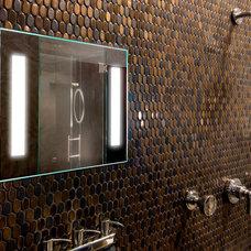 Contemporary Bathroom by ClearMirror