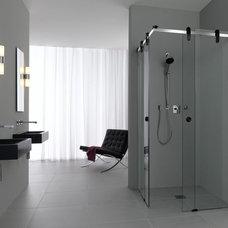 Contemporary Bathroom by Specialty Doors