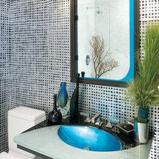 Contemporary Bathroom by RSVP Design Services