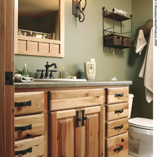 Traditional Bathroom by Showplace Wood Products