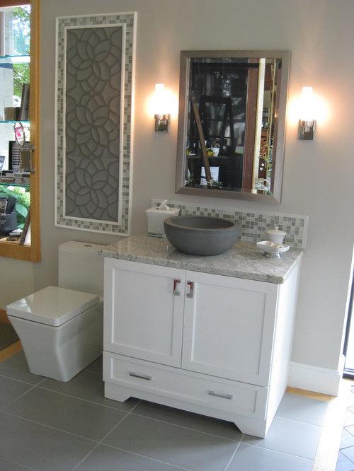 Showroom Displays: Vanity Ideas