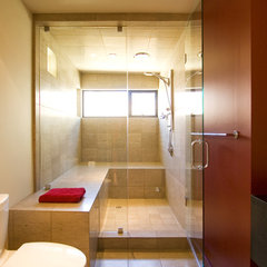 contemporary bathroom by House + House Architects