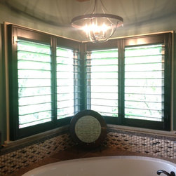 Shutters For Window Coverings - Jennifer Smith