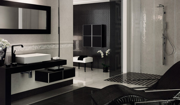 Contemporary Bathroom by Siena Marble & Tile