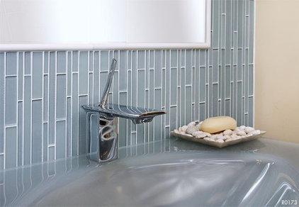 Modern Bathroom by Siena Marble & Tile