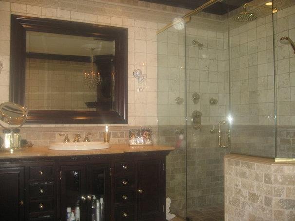 Bathroom by Siena Marble & Tile