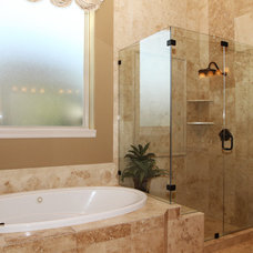 Contemporary Bathroom by Fairmont Homes