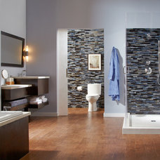 Modern Bathroom by TOTO