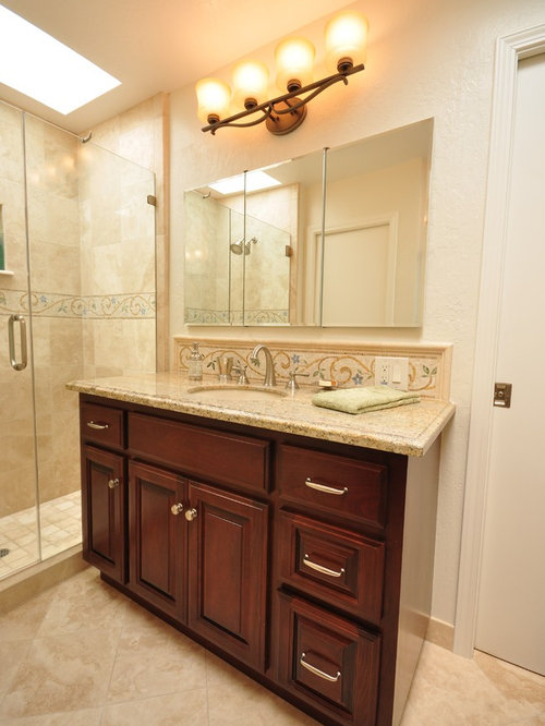 Bathroom vanities ideas houzz for Bathroom cabinet ideas photos