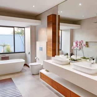 narrow bathroom ideas and photos | houzz uk