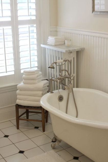 traditional bathroom by Kasey Buick