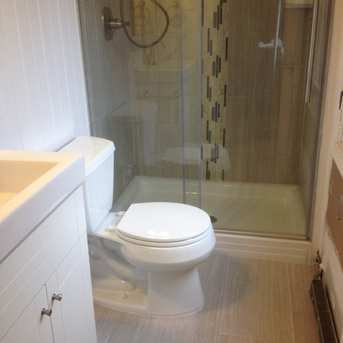 Saveemail Blustar Construction 4 Reviews Simple Bathroom Renovation