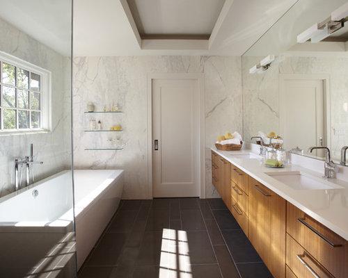Simple Master Bath Houzz