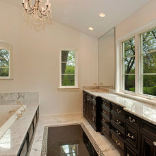 Traditional Bathroom by A. Perry Homes