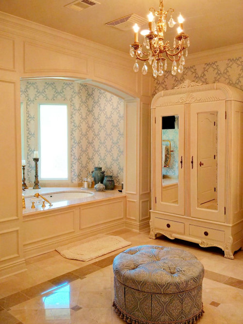 Victorian New Orleans Bathroom Design Ideas Remodels Photos
