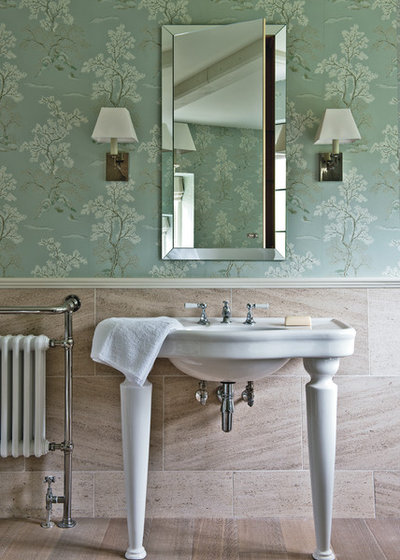 Country Bathroom by Sims Hilditch