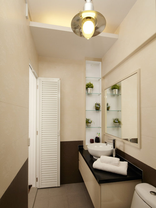 Executive maisonette ideas pictures remodel and decor for Bathroom ideas singapore