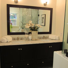 Traditional Bathroom by Couture Envision
