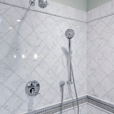 Showerheads And Body Sprays by Sarisand Tile