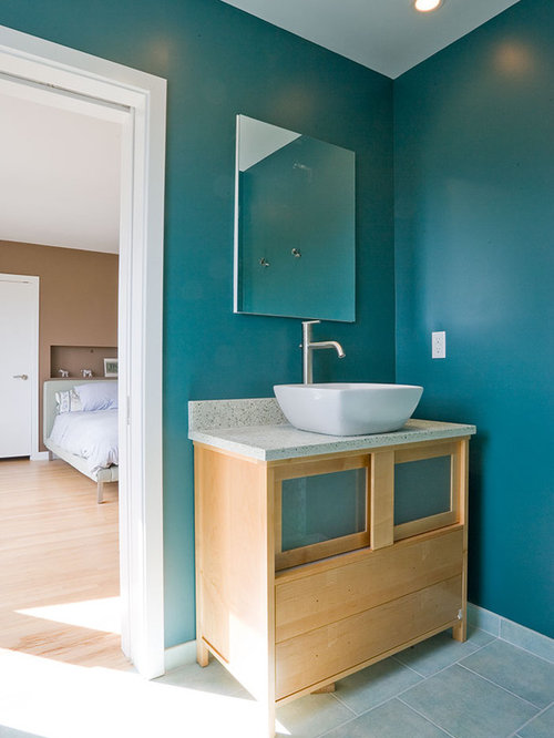 Teal Sink Ideas Pictures Remodel and Decor – Teal Bathroom