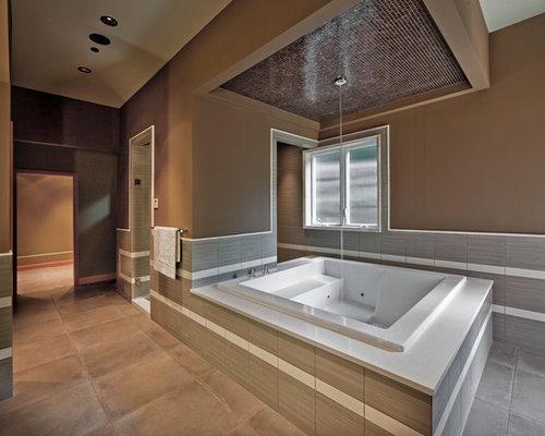 Ceiling Tub Filler Home Design Ideas Pictures Remodel