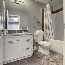 Contemporary Bathroom by Sabal Homes