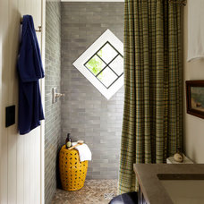 Beach Style Bathroom by Thom Filicia Inc.