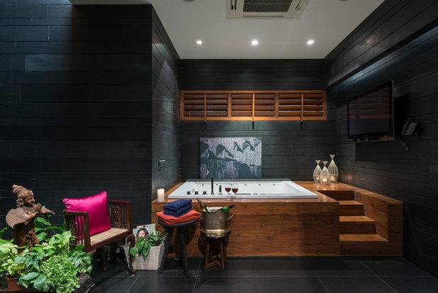 Contemporary Bathroom by Studio Lagom