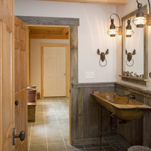 8 Ways to Introduce a Soothing Rustic Vibe to Your Bathroom