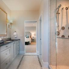 Contemporary Bathroom by Sticks and Stones Design Group inc.