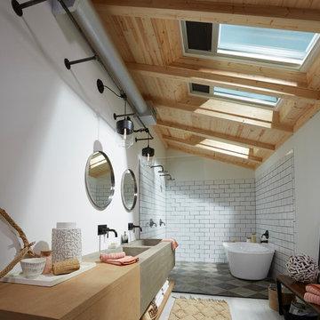 Skylights in Bathrooms