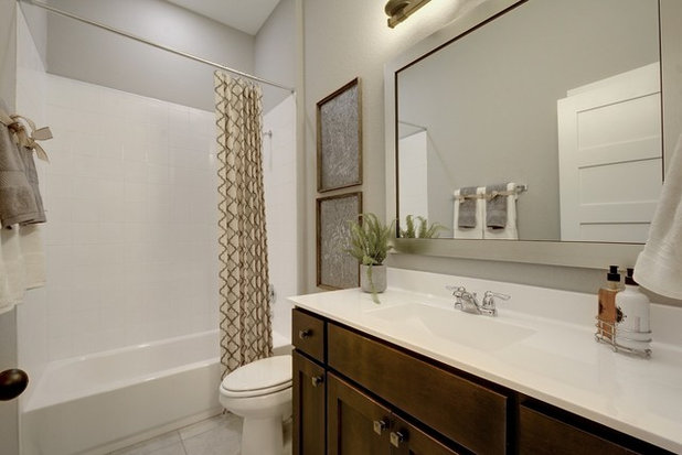 Transitional Bathroom by Dream Finders Homes