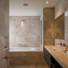 Contemporary Bathroom by Slater Architects