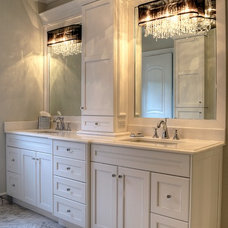 Transitional Bathroom by Showcase Kitchen & Bath