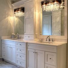 Transitional Bathroom by Showcase Kitchen & Bath