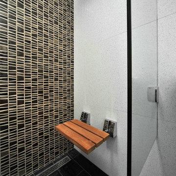 Sleek Contemporary Wet Room