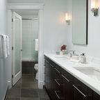 Lcm Studio Project Contemporary Bathroom Los Angeles