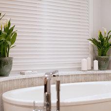 Contemporary Bathroom by Sally Scott Interior Designer