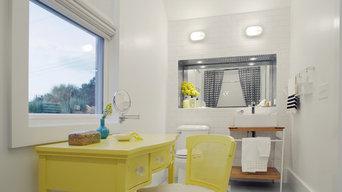 Sleeping Loft - Kid's Bathroom