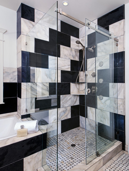 Frameless Glass Shower Door Houzz