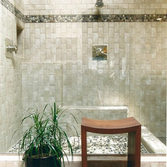 contemporary bathroom by cathy Chilton