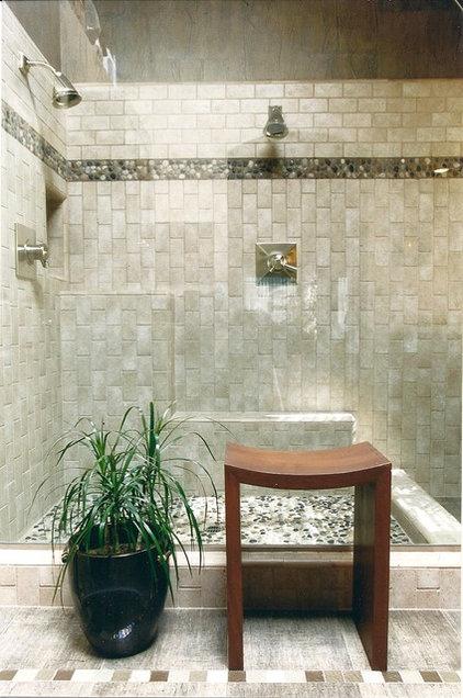 Contemporary Bathroom by cathy Chilton