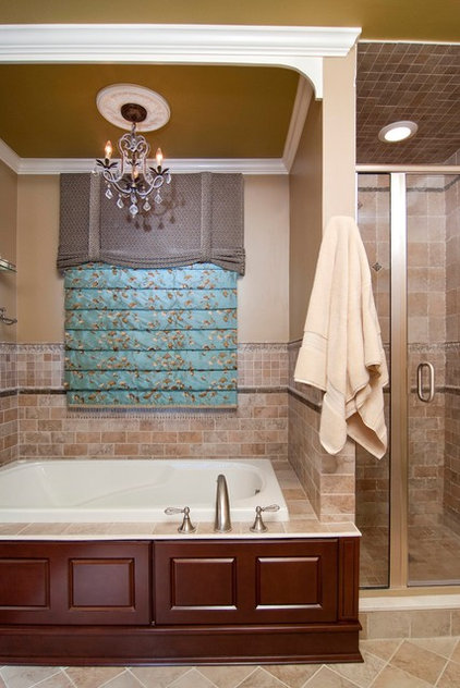 Traditional Bathroom by Robin LaMonte/Rooms Revamped