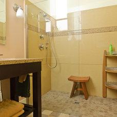 Traditional Bathroom by BathSimple