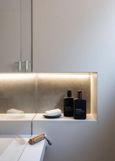 Contemporary Bathroom by Minosa | Design Life Better