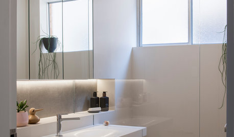 Room of the Week: A Short and Sweet Apartment Bathroom Revamp
