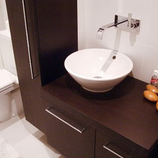 Modern Bathroom Small bathroom