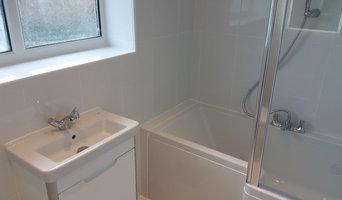 Small Bathroom Installation