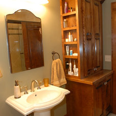 Traditional Bathroom by Connor Remodeling & Design, Inc.