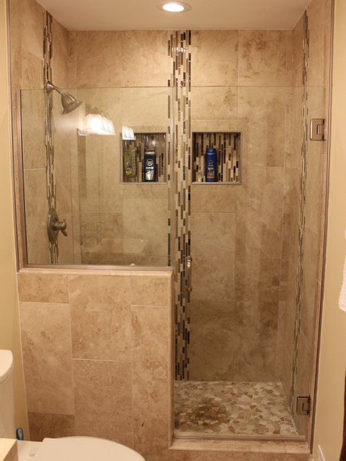 Modern bathroom shower tile - Best Remodeling Small Bathroom Design Ideas Amp Remodel Pictures Houzz